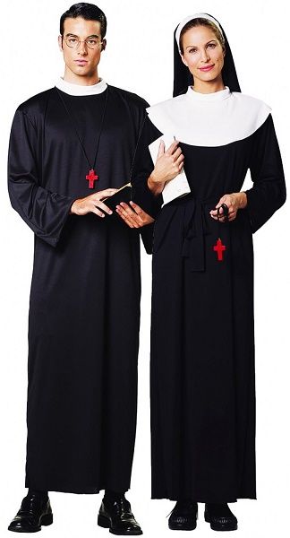 Nun & Priest